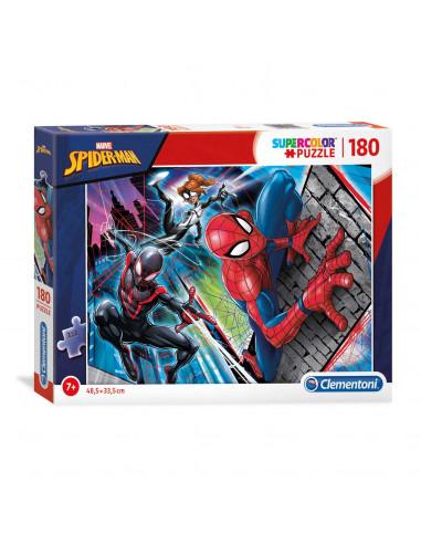 Clementoni Puzzel Spiderman, 180st.