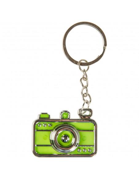 Sleutelhanger Fotocamera