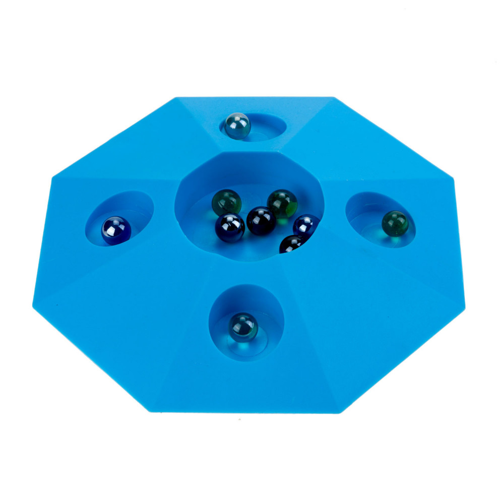 Blauwe Knikkerpot XL