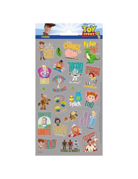 Stickervel Twinkle - Toy Story