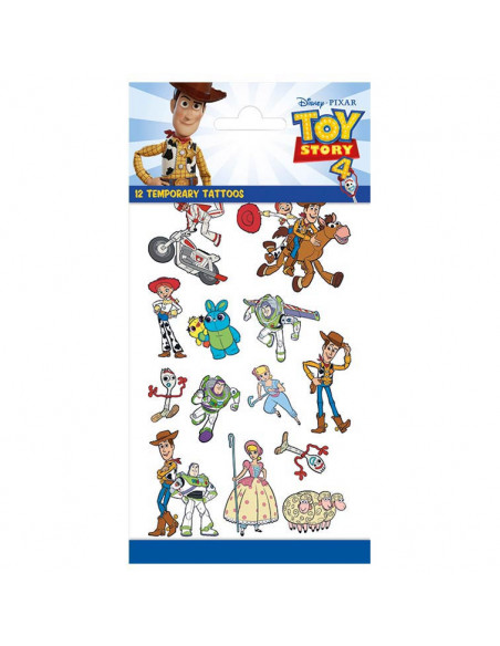 Tattoos Toy Story