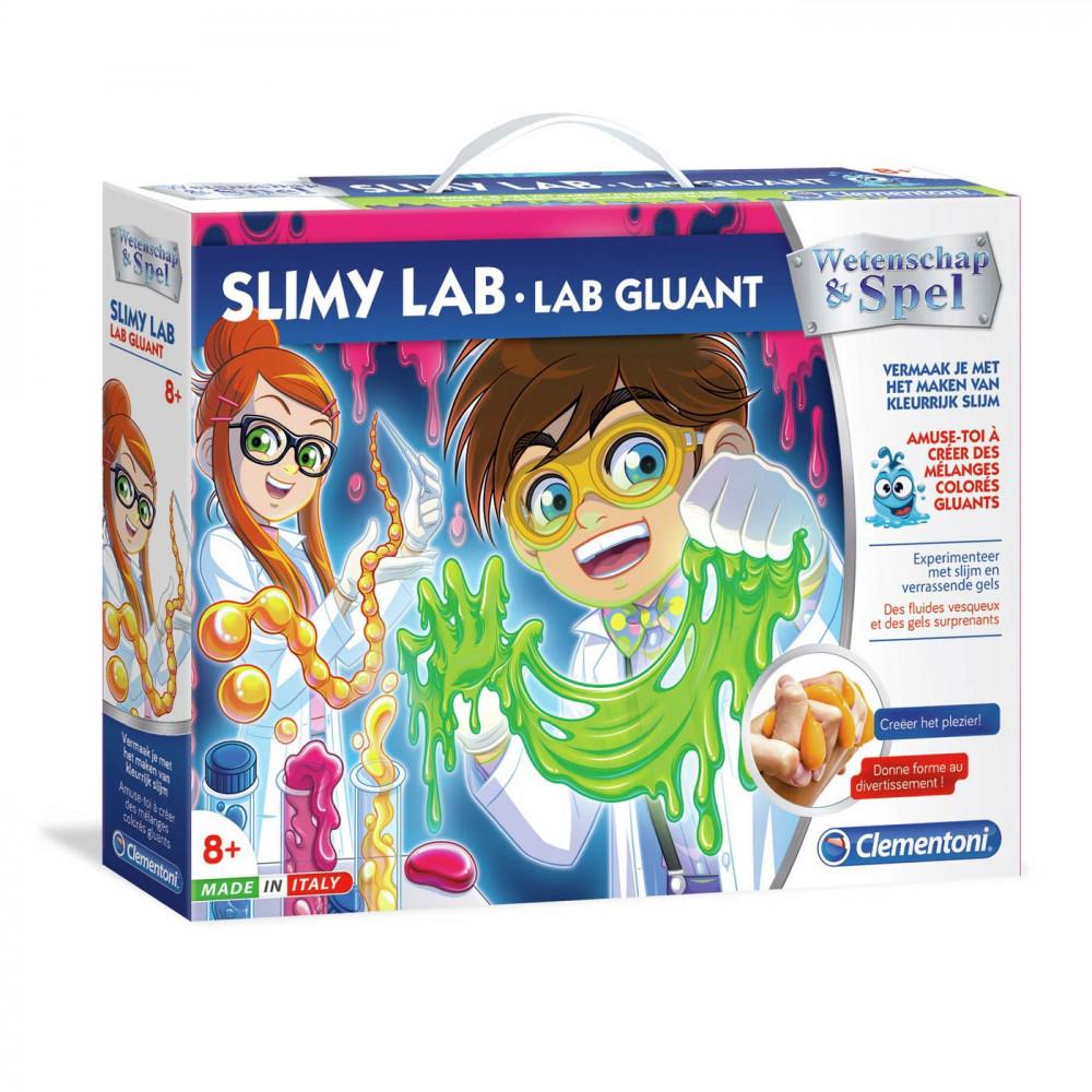 Clementoni Wetenschap & Spel - Slijm Laboratorium