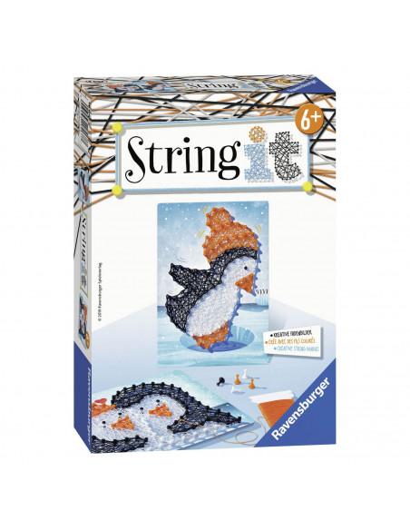 String It Mini - Pinguïn