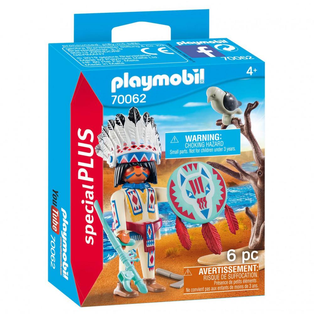 Playmobil 70062 Inheems Stamhoofd
