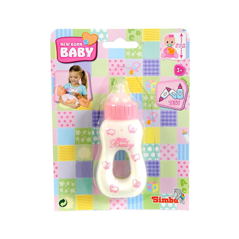 New Born Baby Magische Fles