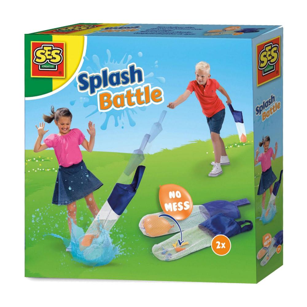 SES Splash Battle Waterballon Slinger