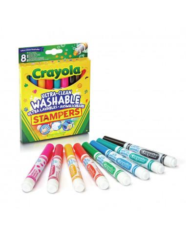 Crayola Stempelstiften, 8st.
