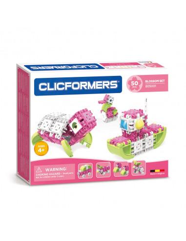 Clicformers Blossomset, 50dlg.
