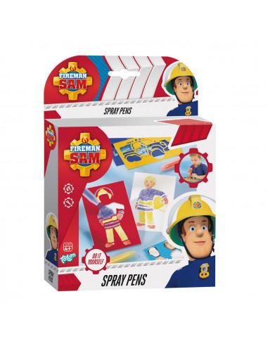 Totum Brandweerman Sam - Spray Pens