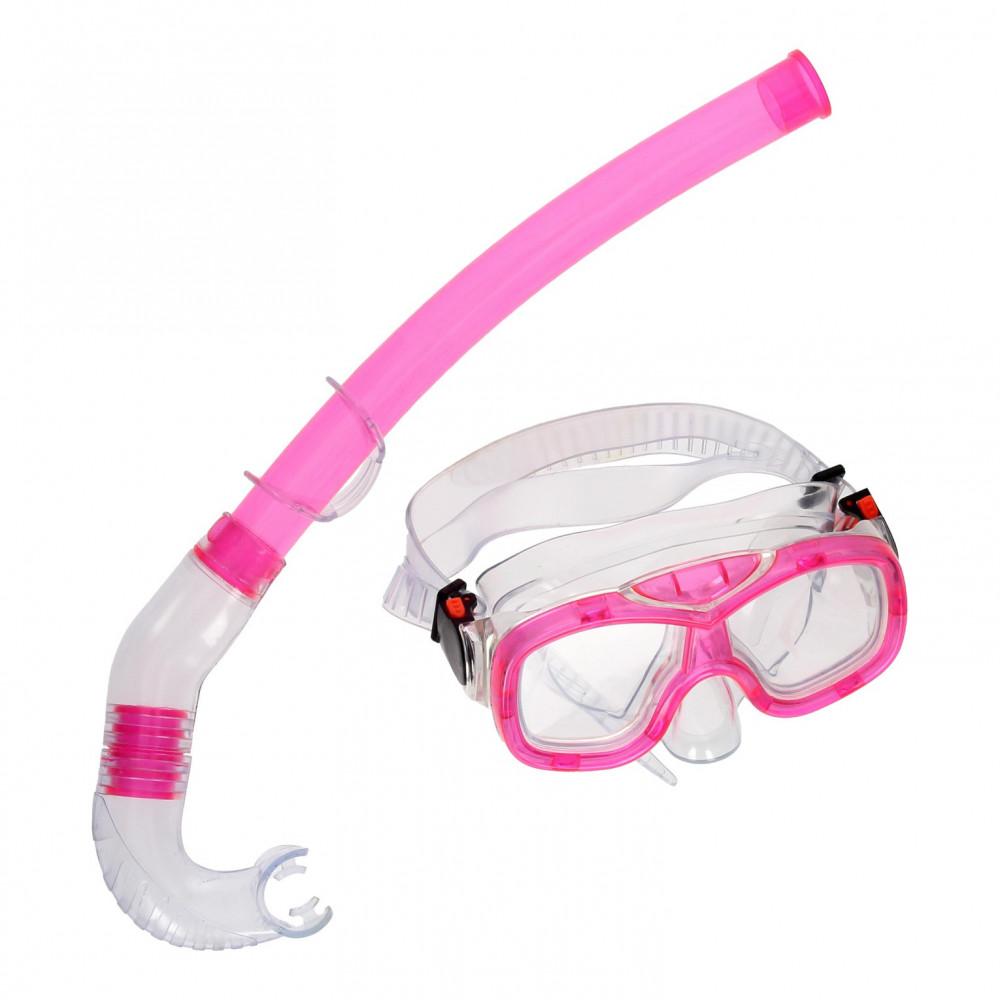 Snorkelset - Roze