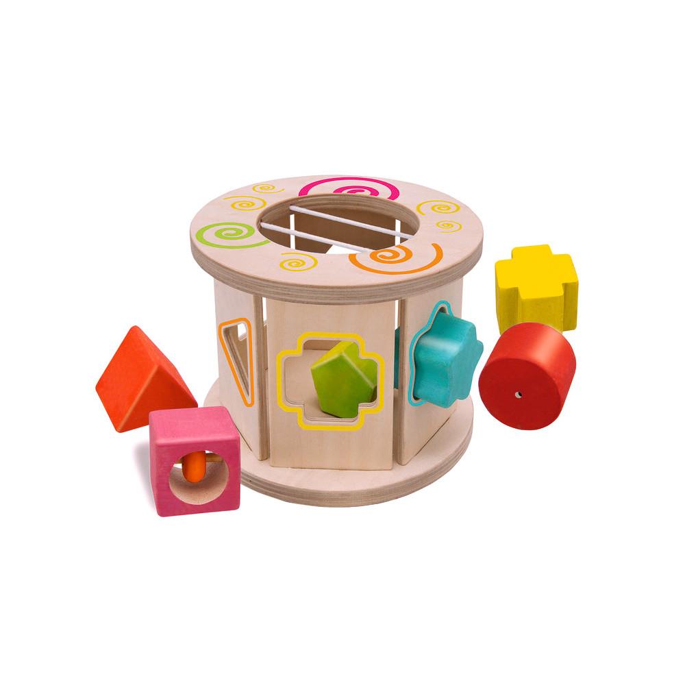 Eichhorn Houten Vormenbox