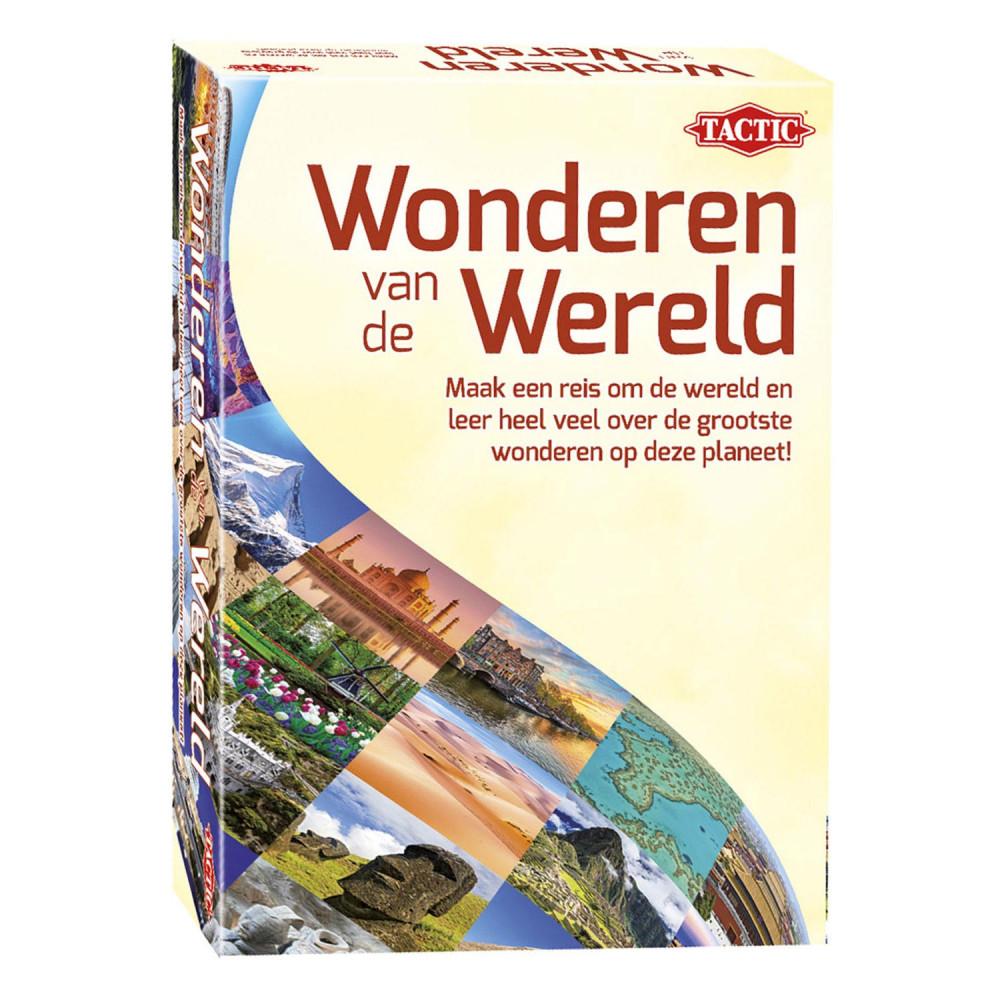 Wonderen van de Wereld Kaartspel