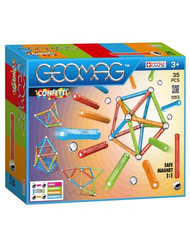 Geomag Confetti, 35dlg.
