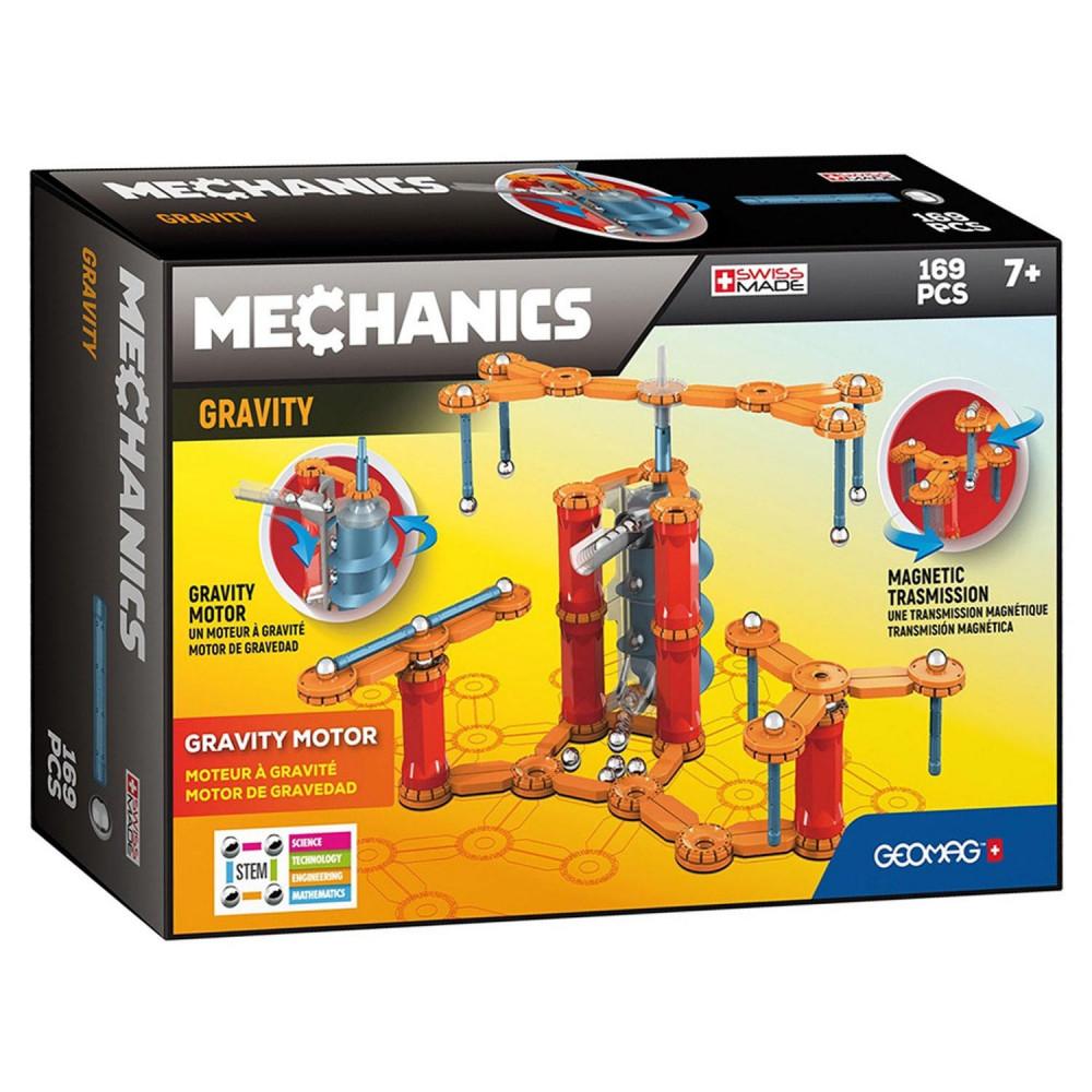 Geomag Mechanics - Gravity Motor, 169dlg.