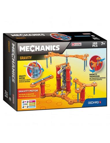 Geomag Mechanics - Gravity Motor,...