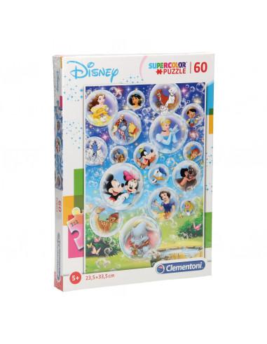 Clementoni Puzzel Disney Classics, 60st.