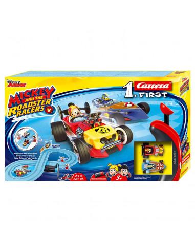 Carrera First Racebaan - Mickey and...