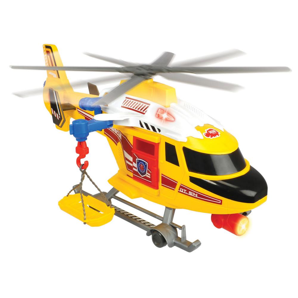 Dickie Helikopter met Licht en Geluid