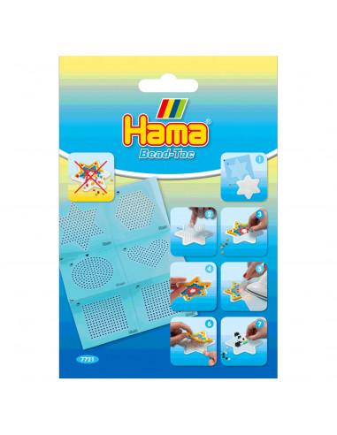 Hama Bead-Tac