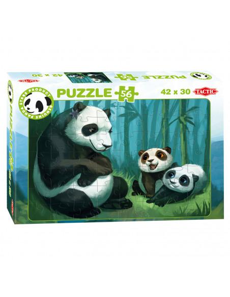 Panda Stars Puzzel - Buddies, 56st.