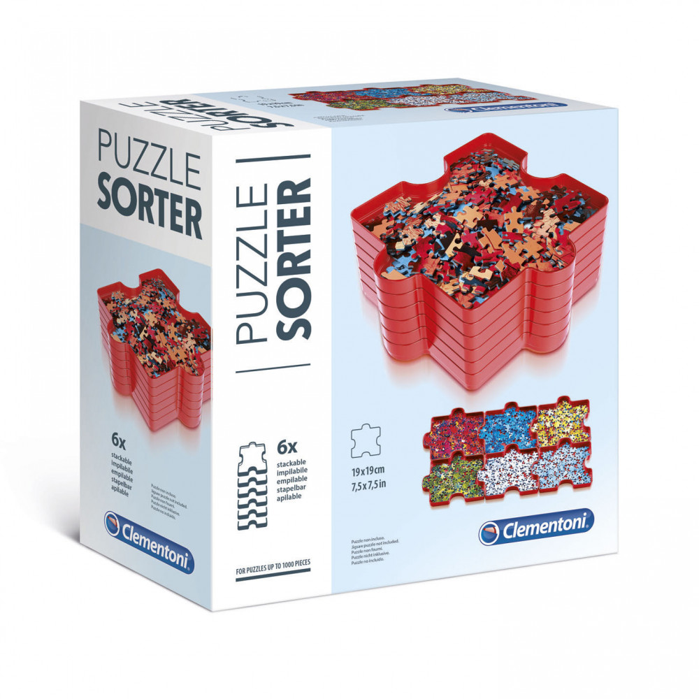 Clementoni Puzzelsorteerder