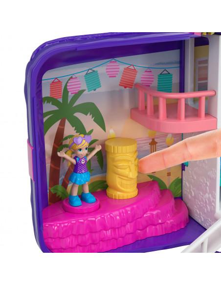 Polly Pocket Hidden Places - Strandfeestje