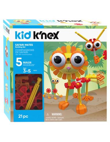 Kid K'Nex Bouwset - Safari Mates