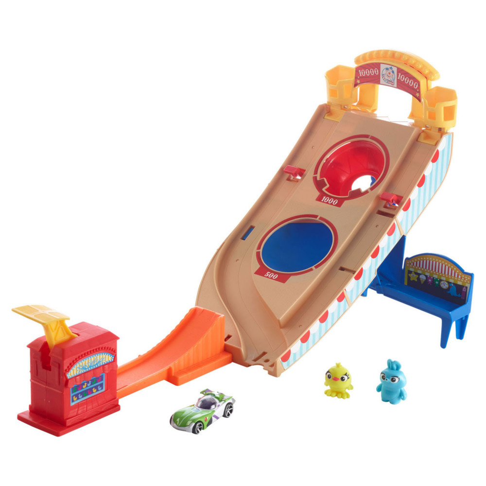 Hot Wheels Toy Story - Carnival Baanset