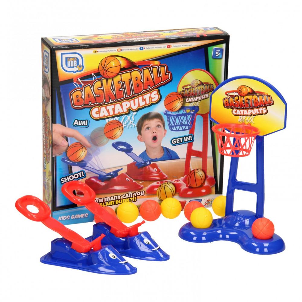 Basketbal Catapult Spel SpeelgoedFamilie.nl | Catapult