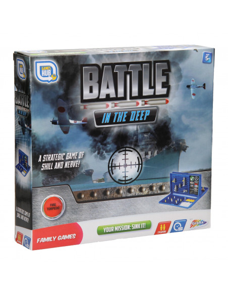 Kinderspel Battle in the Deep