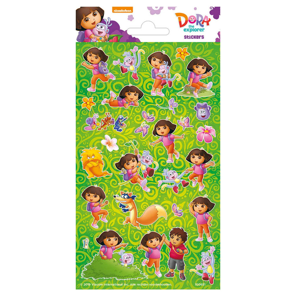 Stickervel Twinkle - Dora