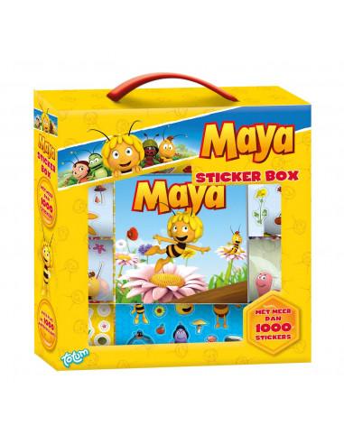 Maya de Bij Stickerset Groot