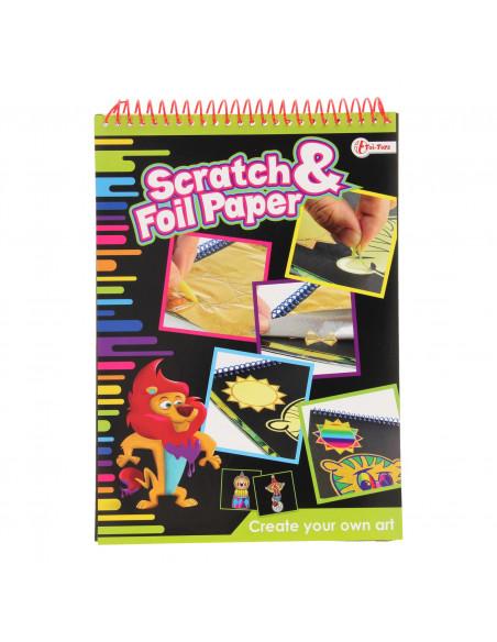 Scratch Stickers