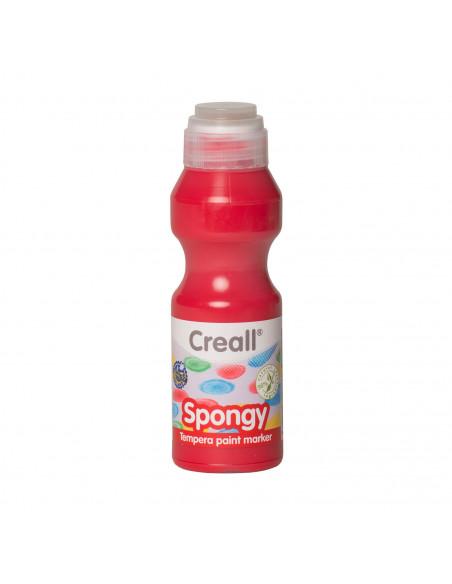 Creall Spongy Verfstift Rood, 70ml