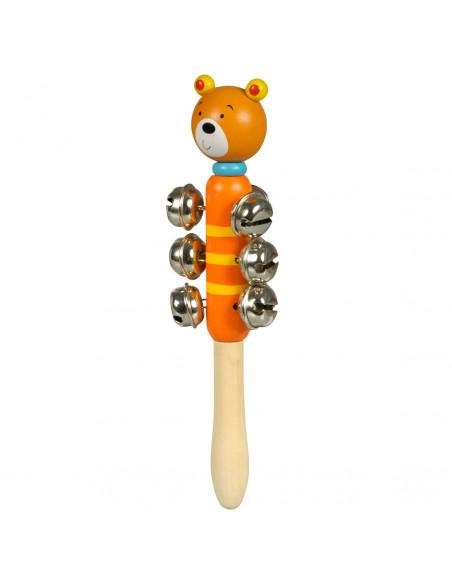 Jingle-stick Dier Oranje