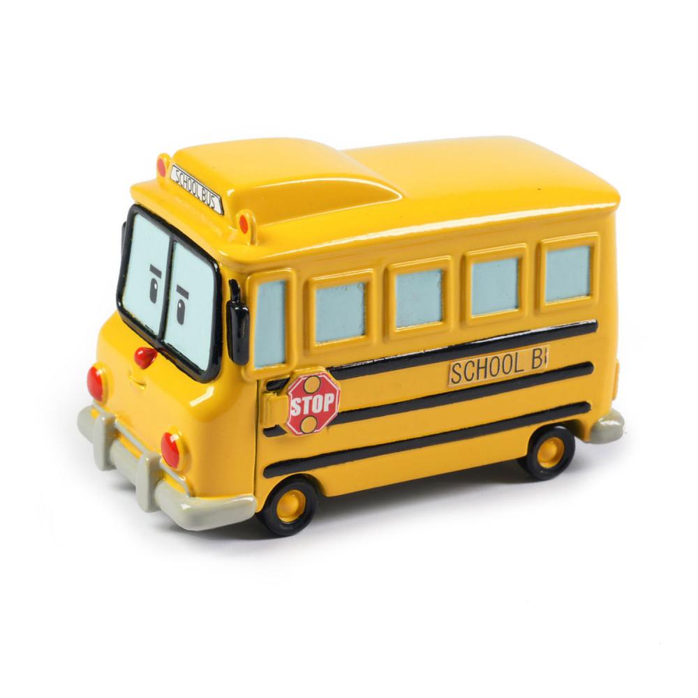 Robocar Poli Die-Cast Schoolbus