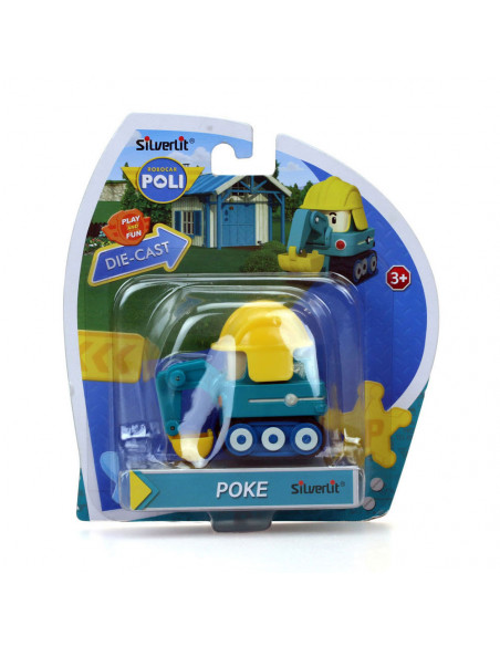 Robocar Poli Die-Cast -Poke
