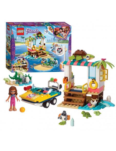 LEGO Friends 41376 Schildpadden Reddingsactie