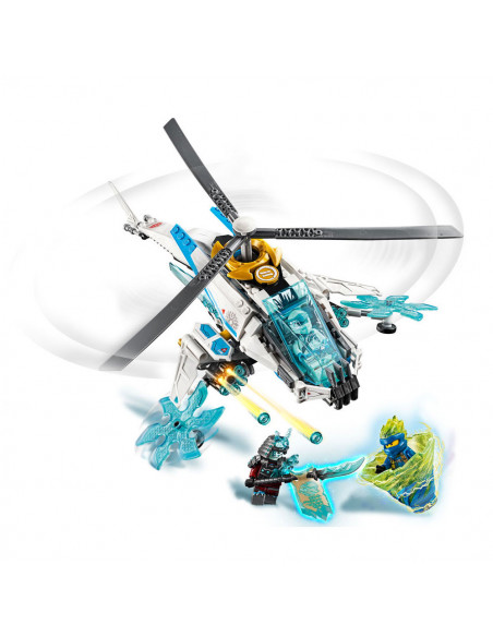 LEGO Ninjago 70673 ShuriCopter