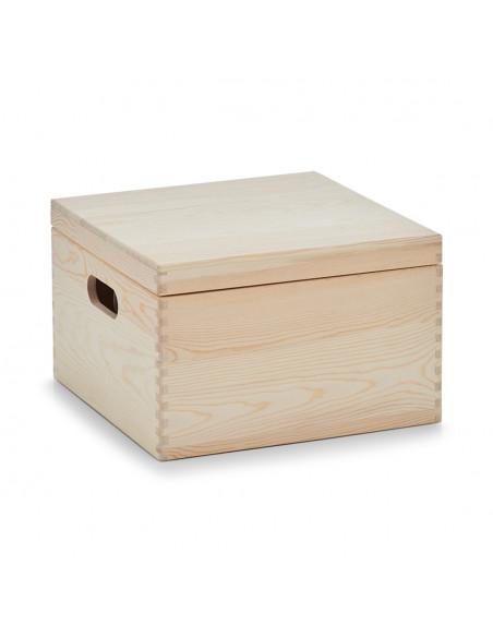 Kist met Deksel Vierkant Klein