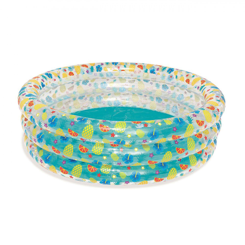 Bestway Zwembad Onderwaterwereld, 3-rings