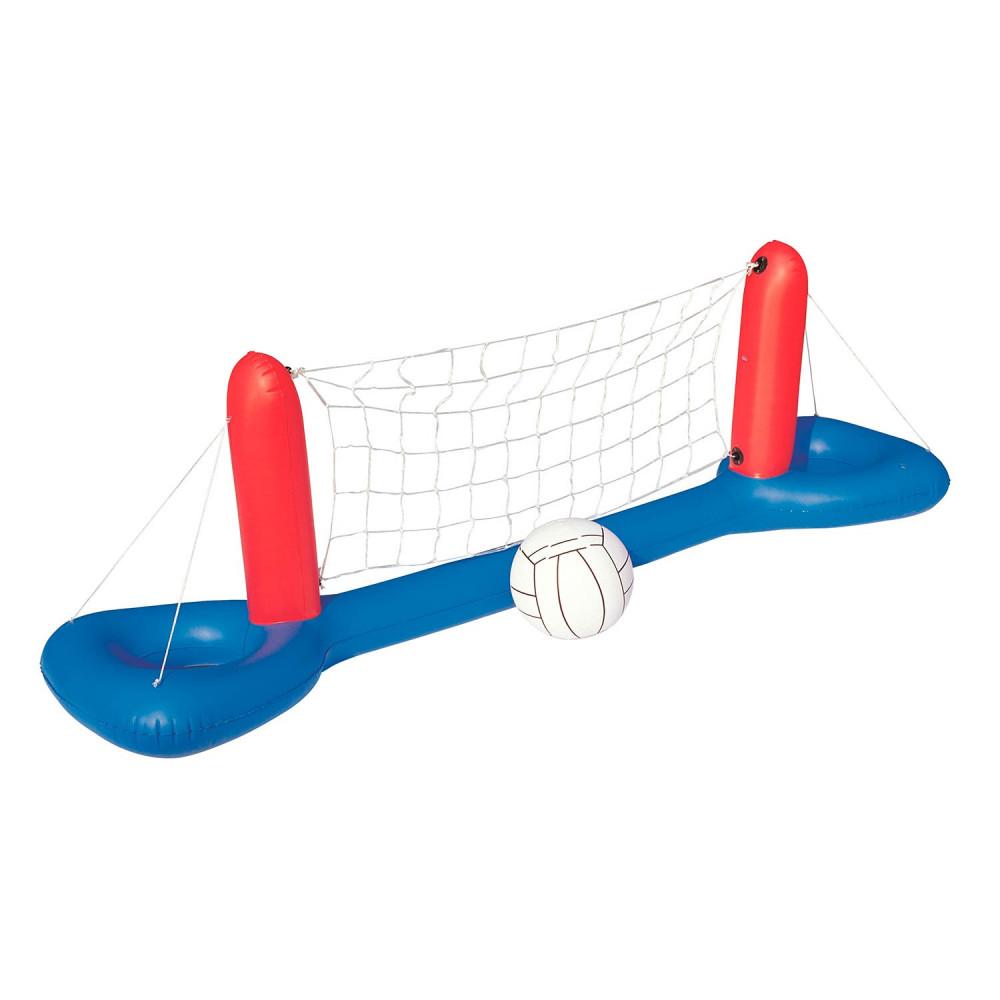 Bestway Opblaasbaar Volleybal Frame met Bal
