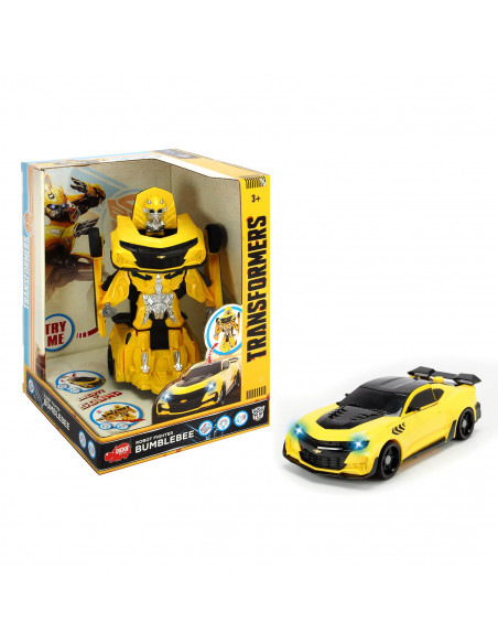 Transformers Robot Fighter Bumblebee