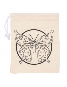Knikkerzak Vlinder