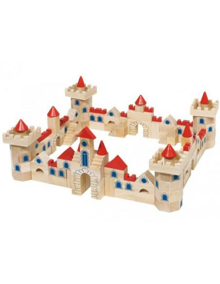 Goki houten kasteel 145 delig