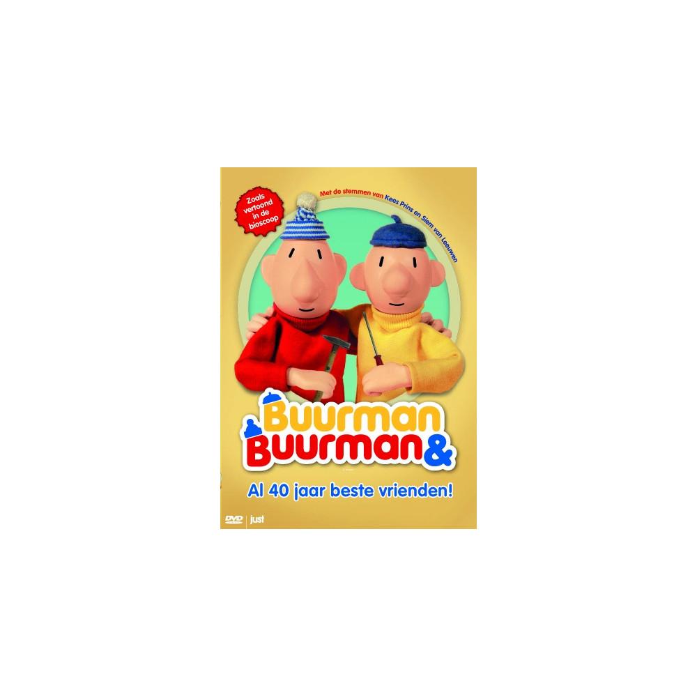 Dvd Buurman en Buurman: 40 jaar beste vrienden (6791) BT