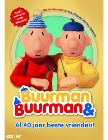 Dvd Buurman en Buurman: 40 jaar beste...