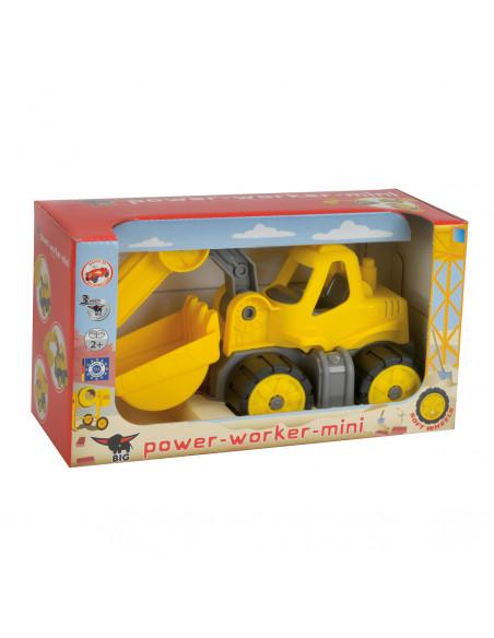 BIG Power Worker Mini Graafmachine