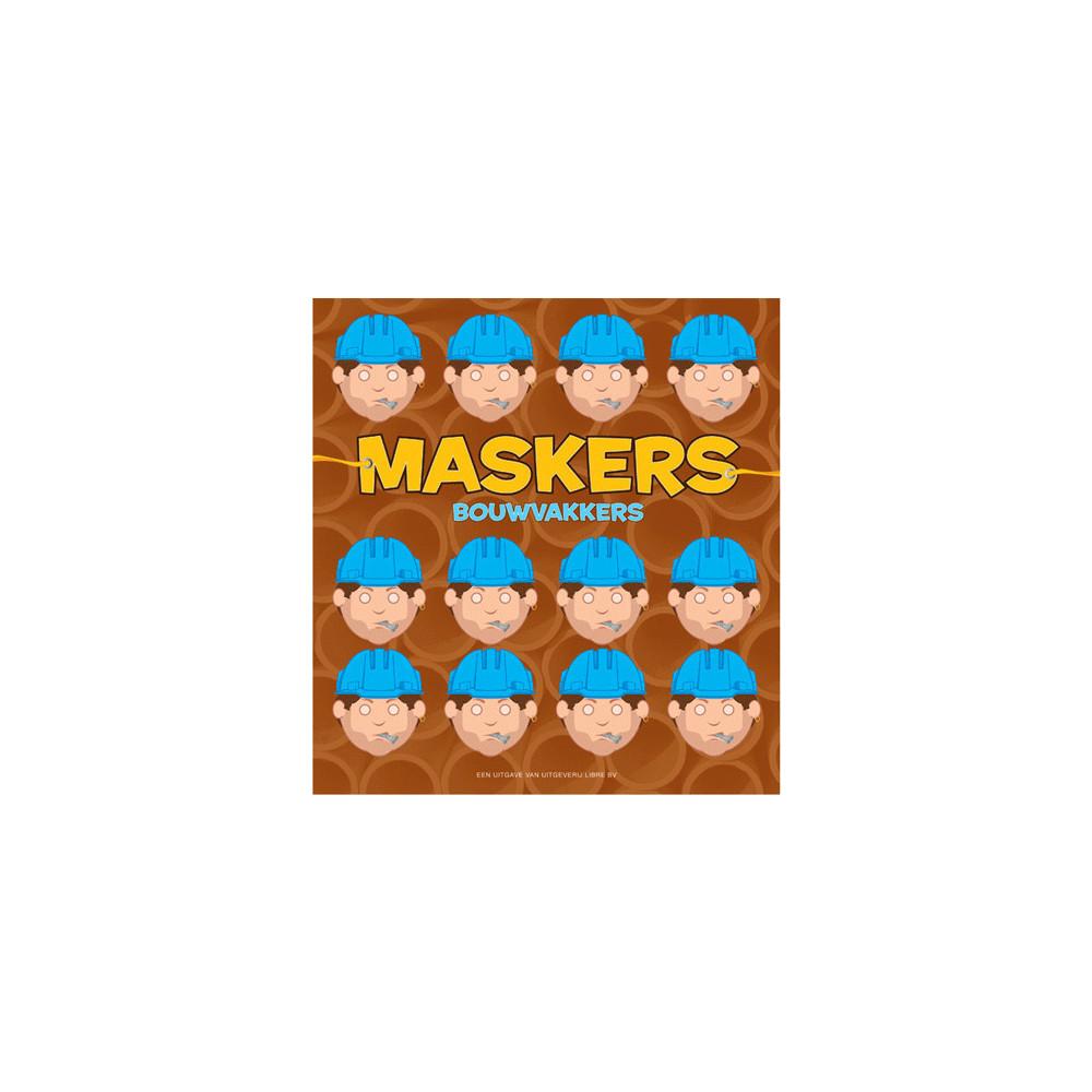 Maskers: Bouwvakkers