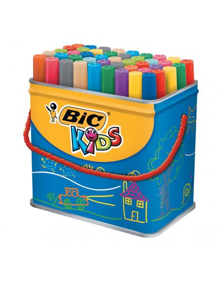 BIC Kids Visacolor XL, 48st.